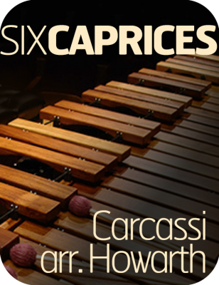 Six Caprices Op. 26 (downloadable)