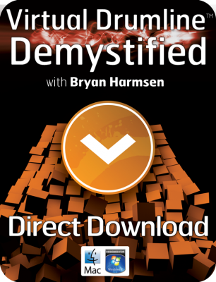 Virtual Drumline Demystified (Direct Download)