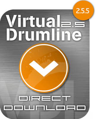 Virtual Drumline 2.5.5 (Download)