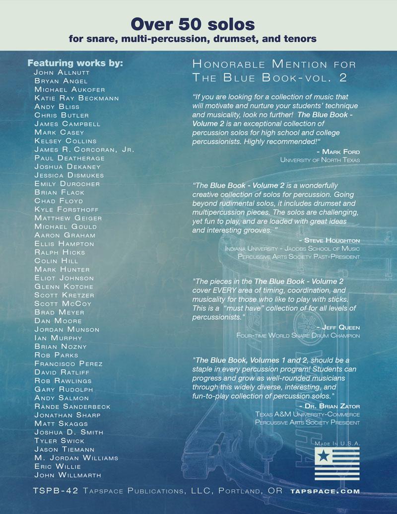 Top Five Play Blue Book - Circus