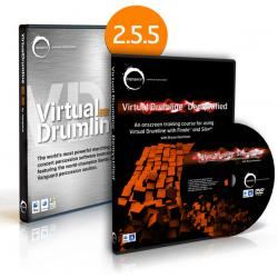 Virtual Drumline/VDL Demystified Bundle (Boxed Versions)