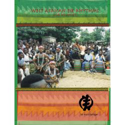 West African Eve Rhythms for Drumset