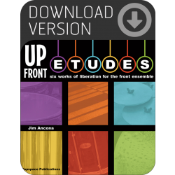 Up Front Etudes (Download)