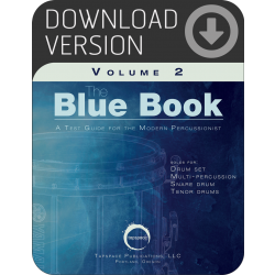 Blue Book - Volume 2, The (Download)