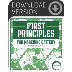 First Principles for Marching Battery (Download)
