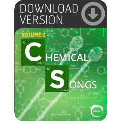 Chemical Songs - Volume 2 (Download)