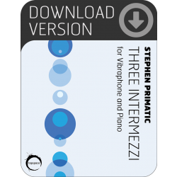 Three Intermezzi (Download)
