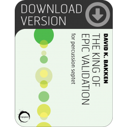 King of Epic Validation, The (Download)