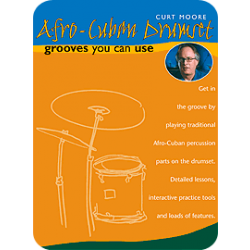 "Drumset Lessons from ""Afro-Cuban Drumset"""