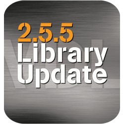 2.5.5 Library Update for VDL
