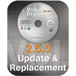 Virtual Drumline 2.5.5 Update/Replacement