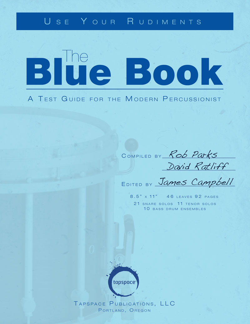 Blue book the