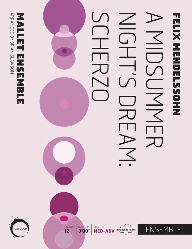 Midsummer Night's Dream: Scherzo (Mendelssohn)